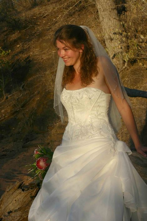 Fundisa Weddings Contact persoon Iris